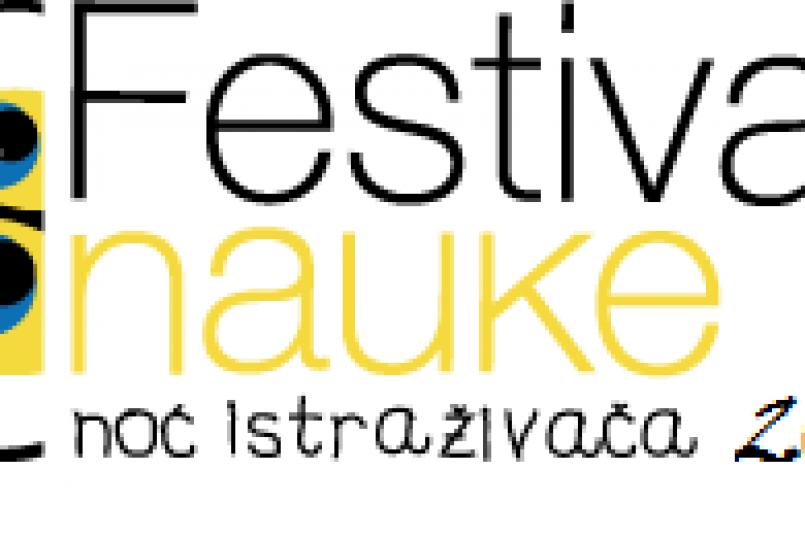 III Festival nauke – Noć istraživača 23. 09. 2011.