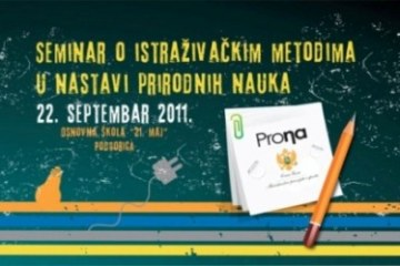 Seminar o istraživačkim metodima u nastavi prirodnih nauka