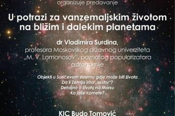 Predavanje prof. dr Vladimira Surdina