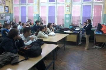 """Održano predavanje Astronomskog kluba Prone u Osnovnoj školi """"Sutjeska"""""""